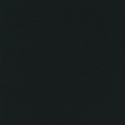 Rest Strik i viscose lycra i sort-50-70 cm.