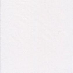 Jersey - strik viscose lycra i hvid