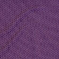 Quiltet strik-jersey, blomme