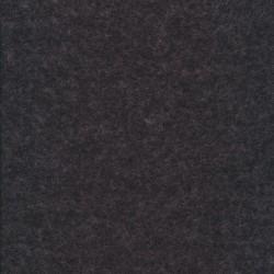 Boucle koksgrå meleret uld/viscose