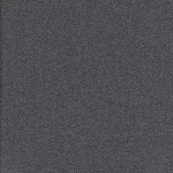 Frakkeuld twill-vævet grå