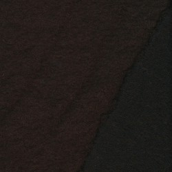 Filtet uld chokolade brun