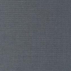 Uld/polyester med stræk og lille mønster i lys grå