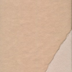 Let filtet uld i lys pudder/creme