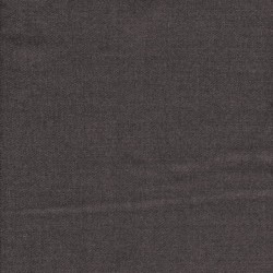 Twill-vævet uld-garbardine med stræk i grå-brun