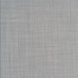 Uld/polyester m/stræk lys grå meleret