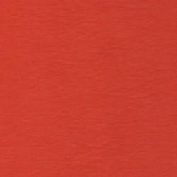 Rest Viscose - polyester i rød-orange 100 cm.