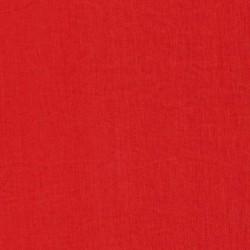 Viscose/polyester rød-orange