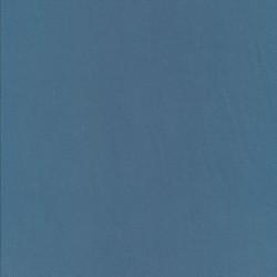 100% viskose twill-vævet støvet blå