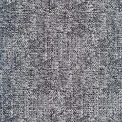 Fast viscose i grov vævet look lysegrå grå sort