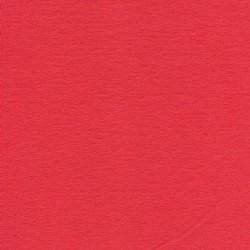 Viscose/elasthan økotex koral-rød