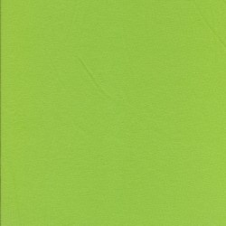Viscose/lycra økotex lime