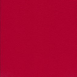 Viscose/lycra økotex rød (postkasse)