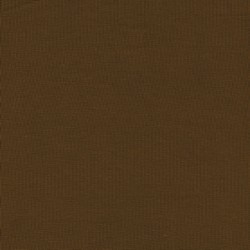 Jersey i Viscose i nøddebrun