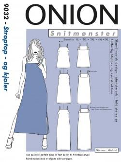 Onion 9032 Plus - Stroptop - og kjoler