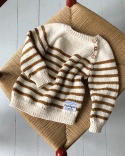Seaside Sweater - PetiteKnit strikkeopskrift