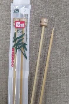 Prym jumperpinde i lys bambus str. 3,25