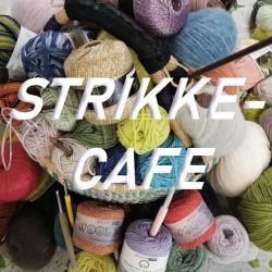 Strikke Café/Kursus Mandag 4/10-2021 kl. 14,00-17,00
