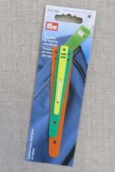 Trækpin til elastik i 3 str. fra Prym