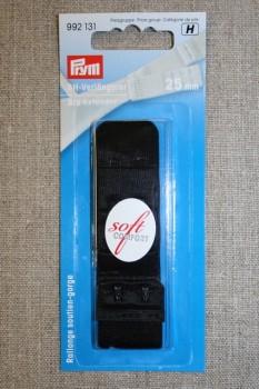 BH-forlænger 25 mm. sort