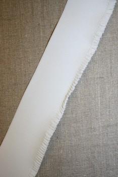 50 mm. flæseelastik hvid