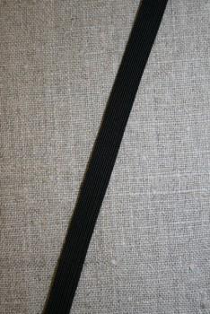 10 mm. elastik sort