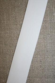 Elastik til undertøj 30 mm. hvid