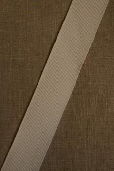40 mm. hvid elastik