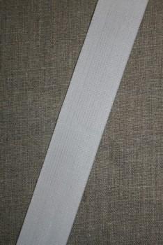 30 mm. elastik hvid