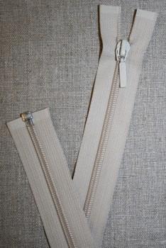 55 cm. delbar lynlås, YKK Kit
