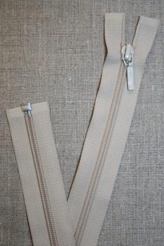 69 cm lynlås YKK, sand
