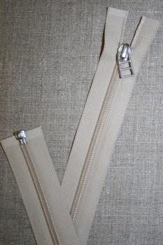 69 cm lynlås m/sølv vedhæng, kit