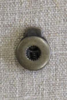 Snorstopper i metal i gammel guld