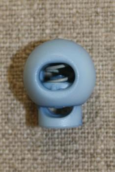 Snorstopper lille rund, lyseblå