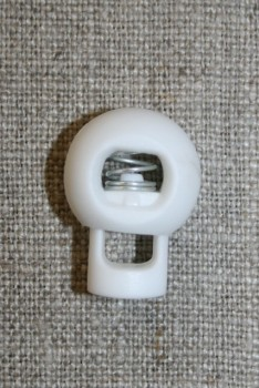 Snorstopper lille rund, hvid