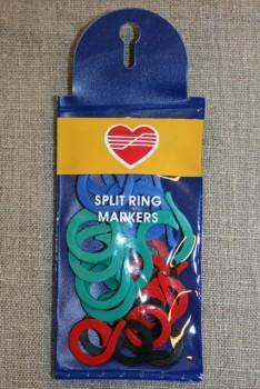 Markerings-ringe