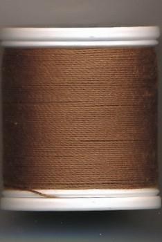 Ekstra stærk tråd/ Kinesertråd i Lys Chokoladebrun