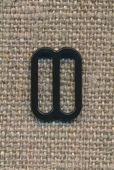 BH regulator 12 mm. sort