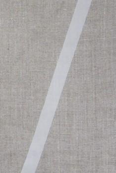 Sømbånd - flexibelt hvid 15 mm.
