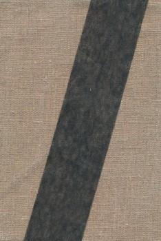 Vlies bånd i grå 58 mm.