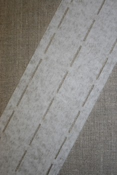 Stanse-/linningsbånd, hvid