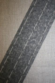 Stanse-/linningsbånd, grå