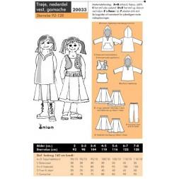 20033-Trøje, nederdel, vest and gemache-20