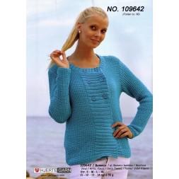 109642 Dobbeltradet trøje-20