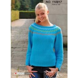 110917 Sweater m/rundt bærestykke-20