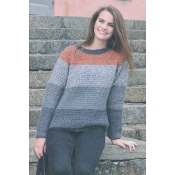 1671 Stribet sweater-20