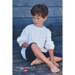 171 Hæfte med 6 strikopskrifter til børn-20