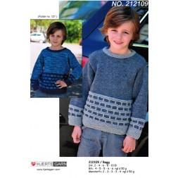 212109 Drengesweater m/hulkrus-20