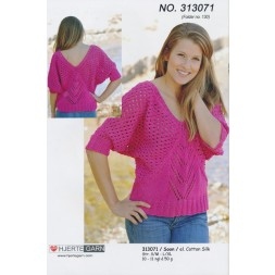 313071 Sweater m/flagermus-ærmer-20