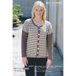 313393 Zig-zag stribet trøje-20